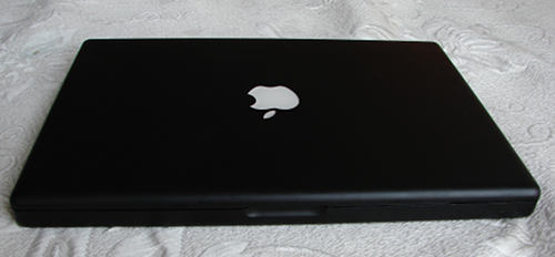 MacBook Black 2007